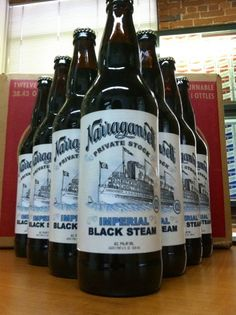 Now Available: Imperial Black Steam