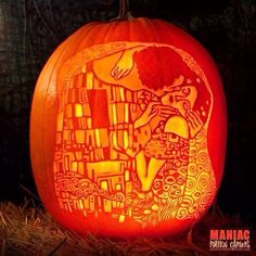 35 Creative Pumpkin Carvings to Spice Up the Season - My Modern Met
