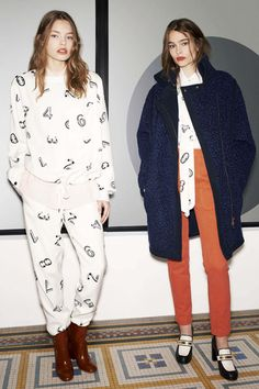 See by Chloé Fall 2014 Ready-to-Wear Collection Slideshow on Style.com