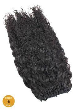 MilkyWay Saga Human Hair Crochet Braiding Hair Super Curl Standard Color - Off Black Bun Hairstyles For Long Hair, Braided Hairstyles, Human Hair Crochet, Curl Pattern, Natural Hair Styles, Long Hair Styles, Wedding Updo, 100 Human Hair, Hair Pieces