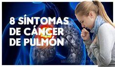8 síntomas de cáncer de pulmón que no debes ignorar