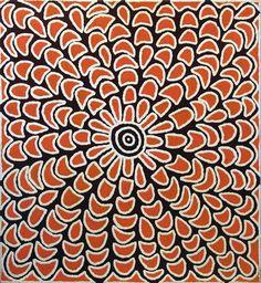 Mary Dixon Nungurrayi ~ Women's Dreaming, 2004