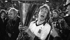 Auch Winnie Schäfer spielte bei Borussia Mönchengladbach - 1979 holte man gemeinsam den UEFA-Cup