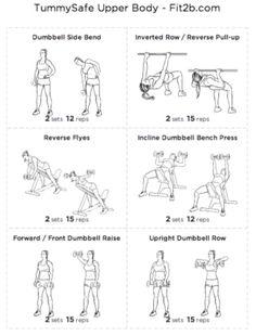 70f6fc5297c TummySafe UPPER BODY WORKOUT Diastasis Recti Exercises