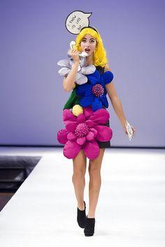 oslo fashion week: fam irvoll