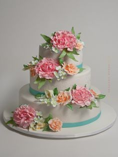 Custom Wedding Cakes and Specialty Cakes in New York by Sugar Couture : Sugar Couture Specialty Cakes