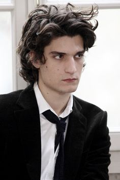 Louis Garrel in La belle personne, 2008.