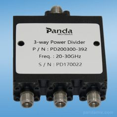 PD200300-392 Power Divider
