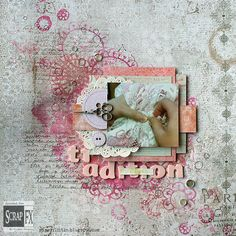 Tradition by Riikka Kovasin for Scrap FX