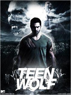 Alpha Derek Hale - Teen Wolf Season 3 by FastMike.deviantart.com on @deviantART