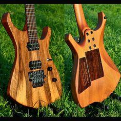 Lust - Custom Guitar