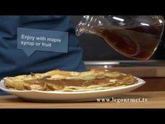 Hoito Finnish Pancakes Recipe