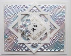 PartiCraft (Participate In Craft): For You Wish You Well, Dry Well, Sue Wilson, Paper Crafts, Diy Crafts, My Stamp, Embossing Folder, Girly Things, Christmas Cards