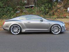 2009 (59) Bentley Continental GT Speed Mansory | Granite