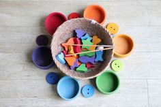 Creating a Montessori home is much simpler than you may have imagined. Declutter the Montessori way and start enjoying your Montessori home today! Dinosaur Toys, Maria Montessori, Toy Store, Teaching English, Teaching Kids, Kids Playing, Blog, Activities, Learning