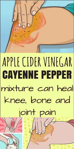Joint Pain Remedies This apple cider vinegar and cayenne pepper mixture can heal knee, bone and joint pain - Health Beauty Sky Health Tips, Health And Wellness, Mental Health, Rheumatoid Arthritis Treatment, Arthritis Remedies, Bone And Joint, Knee Pain, Apple Cider Vinegar, Health Remedies