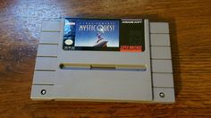Final Fantasy Mystic Quest Game for Super Nintendo