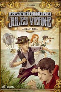 Crónicas de uma Leitora: Passatempo | As Aventuras do Jovem Jules Vernes - ...