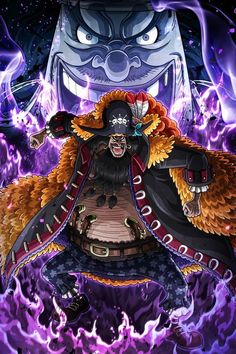 One Piece Pictures, One Piece Images, Marshall D Teach, Blackbeard One Piece, One Piece Crossover, One Piece Bounties, Akira, One Piece Wallpaper Iphone, Character Art