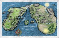 Map of Arda