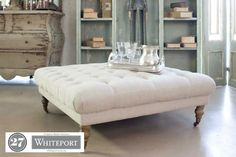 27. Avignon linen ottoman $669.95. 40. Bird cage room art $129.95 #WhiteportBingo: Win 1 of 3 Decals from #Whiteport by entering the competition at http://winarena.com.au. Every entrant gets a 20% off #voucher!