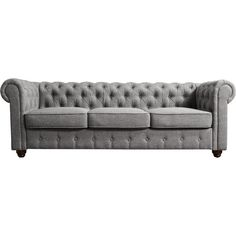 Great for Quitaque Chesterfield Rolled Arm Sofa by Greyleigh Sofas Home Decor Furniture from top store Sofa Furniture, Living Room Furniture, Living Rooms, Furniture Design, Furniture Dolly, Steel Furniture, French Furniture, Unique Furniture, Furniture Plans