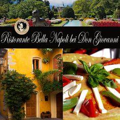 """Sehr gutes Italienisches Restaurant in Preetz: """"Bella Napoli bei Don Giovanni"""" in der Kirchenstr. 24 - Tisch bestellen unter Tel. 04342/769510 #Preetz"""