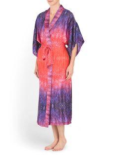 Ombre Robe - Clothing - T.J.Maxx