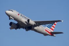 SkyNews: American A319 at West Palm Beach on Jun 30th 2016, nose wheels rotated by 90 degrees