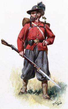 Garibaldi Legion from Louisiana Confederate Blue and Yankee Grey - History Forum ~ All Empires - Page 9