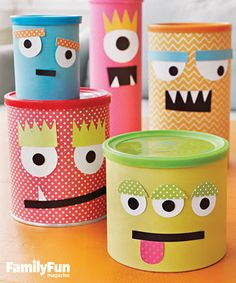 Put a Smile on It: Crafts for Happy Kids