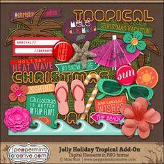 Elements JollyHolidayTropical
