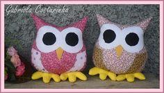 ♥♥ Mini almofadas Corujinha ♥♥ | Flickr – Compartilhamento de fotos!