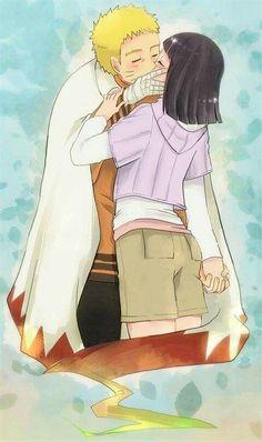 Naruto e Hinata (NaruHina) Naruto Uzumaki Shippuden, Minato E Naruto, Naruto Shippuden Characters, Naruto Teams, Naruto Cute, Naruto Girls, Hinata Hyuga, Gaara, Itachi