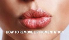 Lip pigmentation looks bad as they make the lips to look darker. so here are 10 Beauty tips to remove lip pigmentation at home faster with natural remedies Beauty Hacks Lips, Beauty Tips For Face, Beauty Makeup Tips, Beauty Secrets, Beauty Tricks, Beauty Ideas, Beauty Products, Darkness Around Mouth, Cut Crease Makeup Tutorial