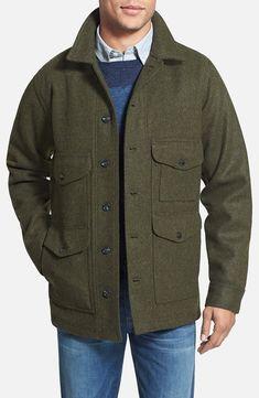 Filson 'Mackinaw Cruiser' Wool Jacket - maybe it will go on clearance
