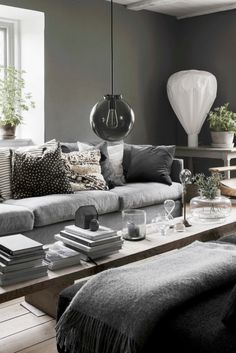 Scandinavian Home Decor For Your Eyes Only Room Decor, Decor, Interior Design, Living Room Scandinavian, Couches Living Room, Living Room, Furnishings, Interior, Home Decor