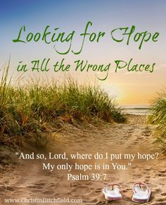 Looking for Hope in