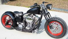 """Bobber Motorcycle Kit Black __ If I were 5' 9"""" or so, this would be great!"""