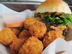 10 Best Places for Tater Tots in Denver- The Fainting Goat