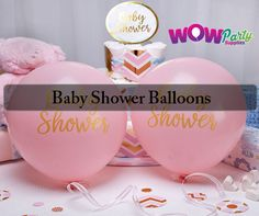 Choose from our wide range of #babyshowerballoons for your babies' special occasions. We have designs for birthdays. visit:https://goo.gl/kaeXCH