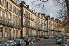 Clarendon Crescent, New Town, Edinburgh