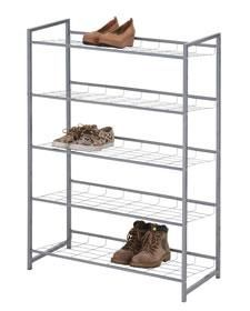 www.etola.net | SÄILYTYS JA JÄRJESTYS | Kenkätelineet Shoe Rack, Organization, Hopea, Shopping, Getting Organized, Organisation, Shoe Cupboard, Shoe Racks, Shoe Closet