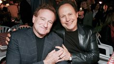 My two favorites -  Robin Williams will be honored at Monday's Emmy ceremony with a tribute led by his longtime friend, Billy Crystal.