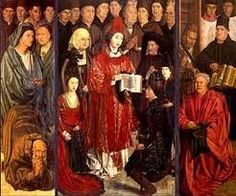 Nuno Gonçalves Portuguese Culture, Oeuvre D'art, Les Oeuvres, Portugal, Painting, 14th Century, Renaissance, Lisbon, Artists