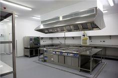 cocinas industriales para hosteleria