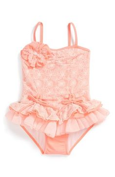 Isobella & Chloe 'Sunkissed' One-Piece Swimsuit (Toddler Girls) available at #Nordstrom