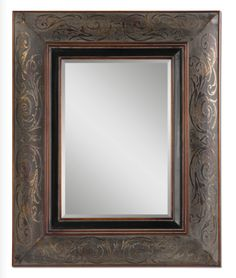 Rustic Bronze Contemporary Mirror  Click here to purchase: http://www.houzz.com/photos/17718973/Rustic-Bronze-Contemporary-Mirror-contemporary-mirrors
