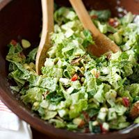 Classic Chopped Salad that goes great with any lunch or dinner menu!