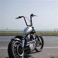 2005 Harley-Davidson Sportster XL883L custom old school bobber ,